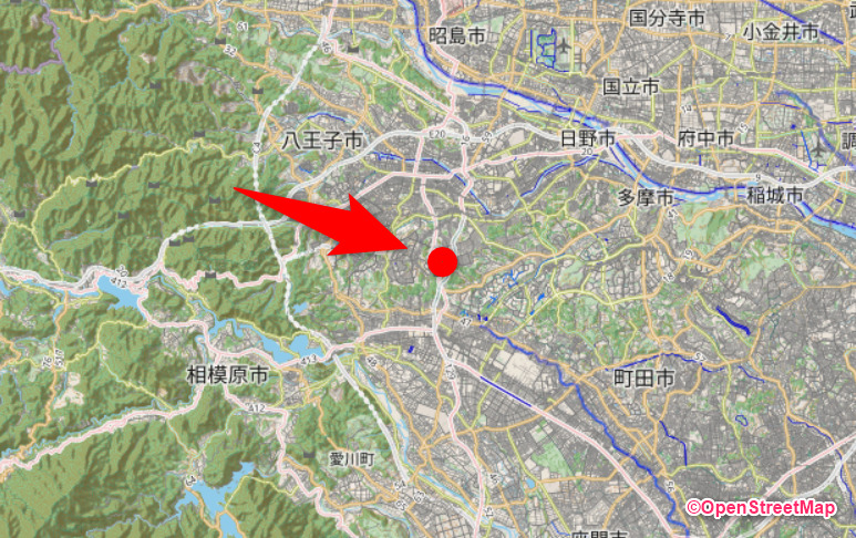 山林物件 東京都八王子市鑓水